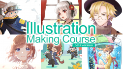 Illustration Making Course